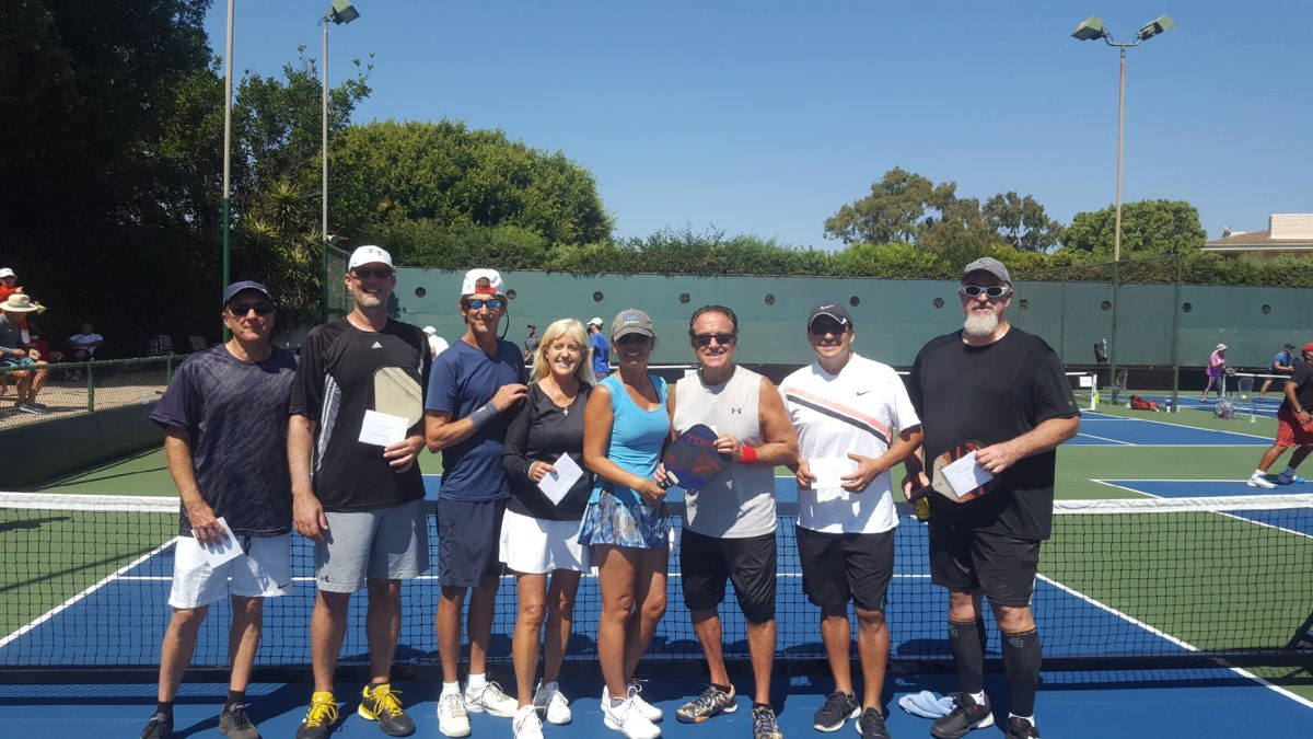 The Tennis Club at Newport Beach Kicks Off Pickleball Program