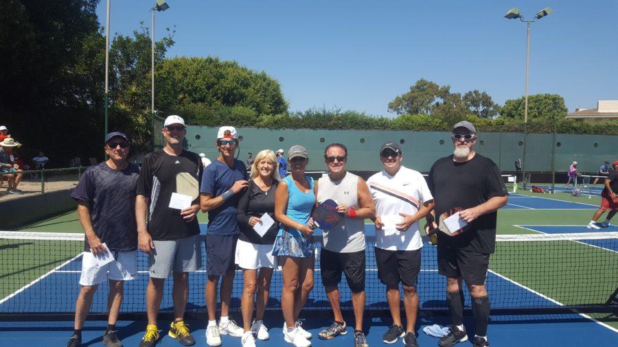The Tennis Club at Newport Beach Kicks Off Pickleball Program